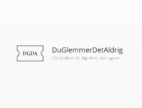 DuGlemmerDetAldrig rabatkode