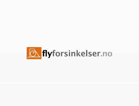 Flyforsinkelser logo