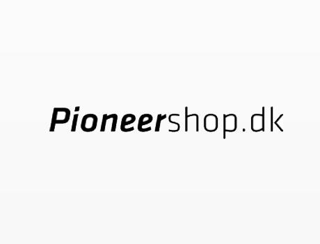 Pioneershop rabatkode